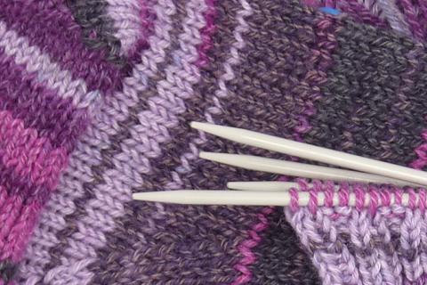 BLOG Pletení s bavlněnou přízí