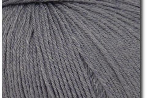 Ponožková příze 4-vrstvá s bambusem Světle šedá