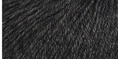 Ponožková příze 4-vrstvá s bambusem Černá