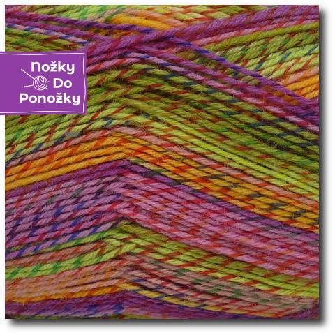Pletené ponožky Harmonie 38-39