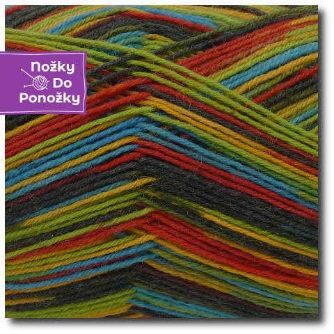 Pletené ponožky Irská vysočina 42-43