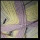 Samovzorovací ponožková příze Vzdušná šedá
