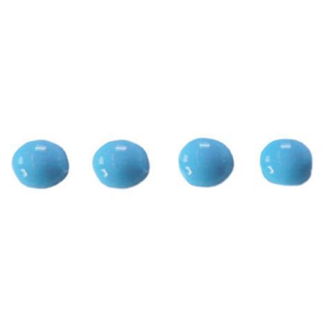 ABS latex světle modrý