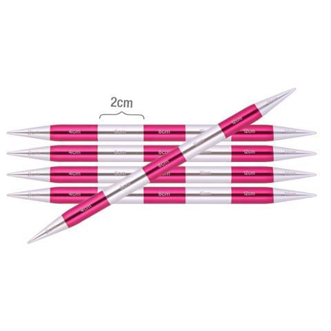 Jehlice ponožkové KnitPro SmartStix č. 3,5 délka 14