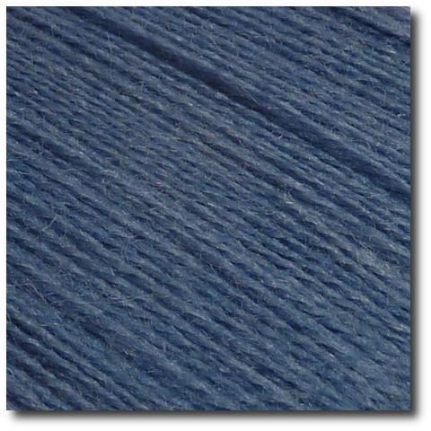 Zpevňovací ponožková příze modrá