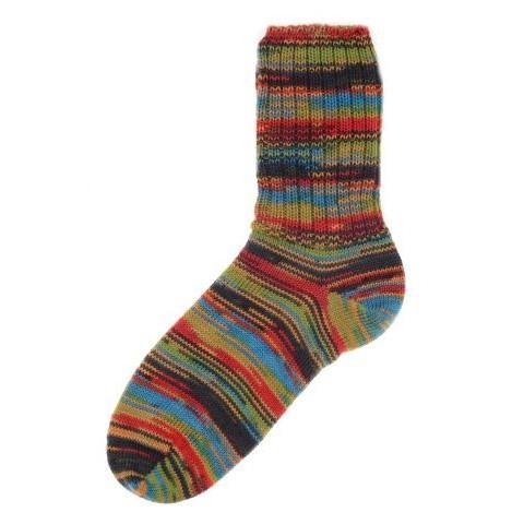 Pletené ponožky Irská vysočina 36-37