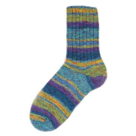 Pletené ponožky Živá voda 38-39