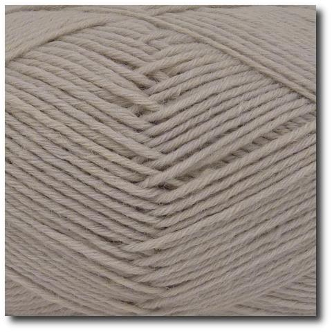 Jednobarevná ponožková příze 8-vrstvá Písek