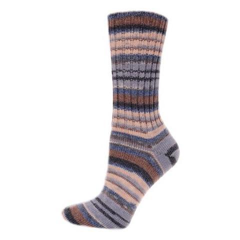 Pletené ponožky Skotsko 42-43